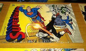 Intelligent Superman # 11 - Edizione Cenisio - Novembre 1976-sw13 Haute RéSilience