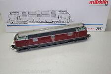 Märklin 3482 Diesellok Baureihe 221 127-4 DB Spur H0 in OVP 3581
