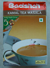 Badshah Kamal Tea Masala (50gm/ 1,75 oz) King of taste and flavor
