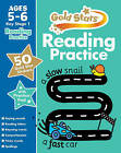 Gold Stars Reading Practice Ages 5-6 Key Stage 1 by Nina Filipek (Paperback, 2016)