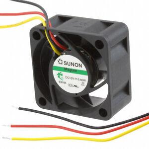 MF40201VX-G99A  FAN AXIAL 40X20MM 12VDC WIRE ''UK COMPANY SINCE1983 NIKKO''