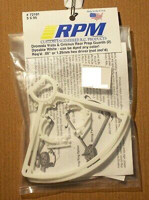 RPM Black Front Prop Guards Vista//Ominus 72072