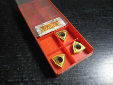 NEW SANDVIK DRILLING INSERTS WCMX 06T308 R-53 1020  8 PIECES