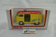 1:43 Tomica Dandy Tomy VW Delivery van NGK diecast Rare Made in Japan