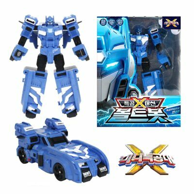 MINIFORCE X-TRON Boltbot Semibot Maxbot Lucybot Integration 4-Robots cars set