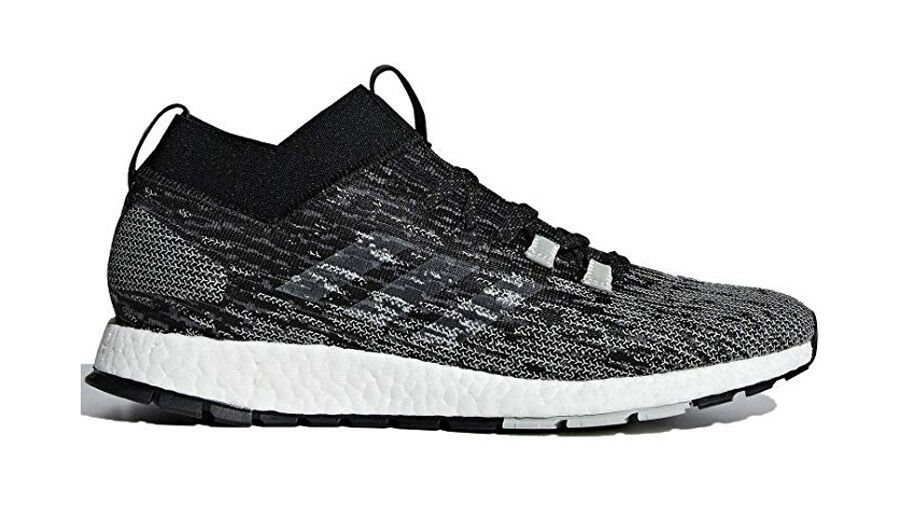 Adidas Men's Pureboost RBL Ltd CM8314 Running shoes, Black Grey Two Ash Silver