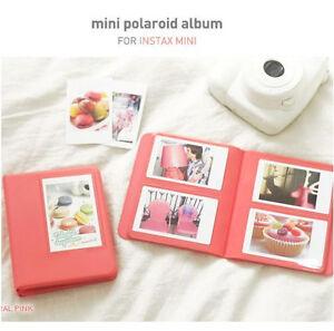 2nul Photo Album For Fuji Fujifilm Instax Mini 50s 7 8s Instant Film