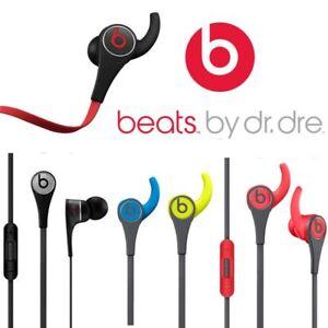 cc52407cffb GENUINE NEW Beats Dr Dre Tour 2 Earphones In-Ear Gym Wingtip Water ...