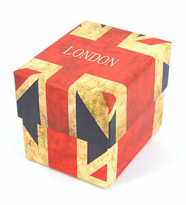 Image Is Loading 1 X Empty Union Jack Wedding Birthday Gift