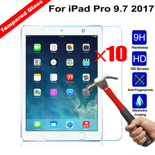 Wholesale 10Pcs Tempered Glass Screen Protector For iPad mini 5 7.9 A2133 A2124