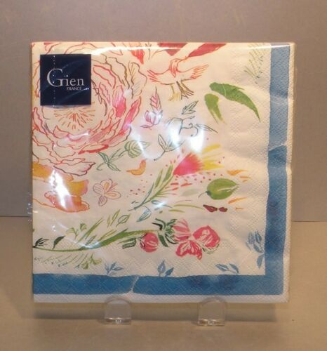 NEW Napkins Pattern  Passion from GIEN