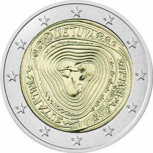 Litouwen-2019-Sutartines-2-euro-CC-UNC