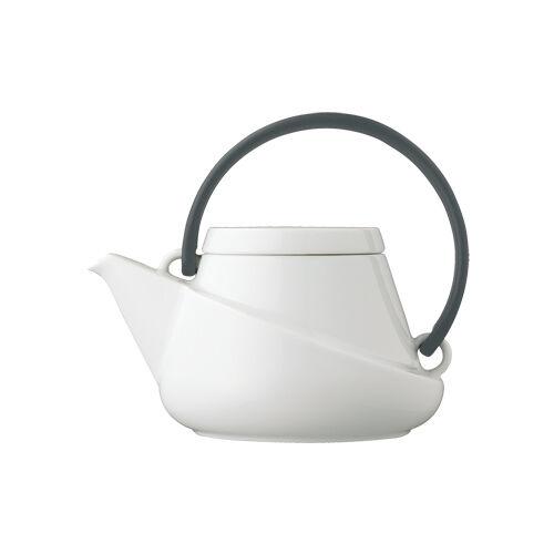 Japanische designer Teekanne RIDGE hergestellt in Japan Anthrazit Kanne 750 ml