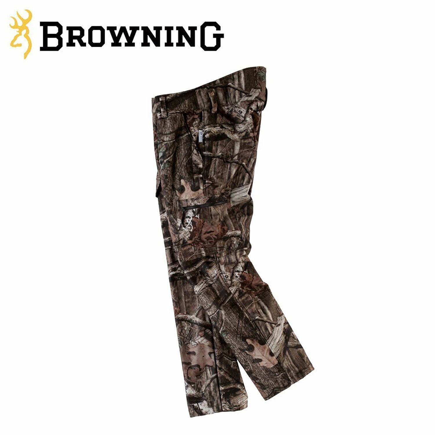 Browning Pant Hells Canyon Odorsmart Moinf Size 3XL (Hunting Camo)