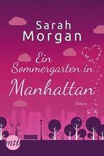 Ein Sommergarten in Manhattan von Sarah Morgan (2017, Taschenbuch) 1xgelesen