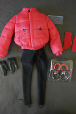 Franklin Mint Princess Diana SKI Doll Ensemble 16""