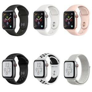 Brand New Apple Watch Series 4 40mm Gps Cellular All Colors Ebay