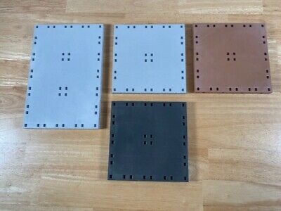 Bodenplatte System X 18 x 18 cm grau * * Playmobil