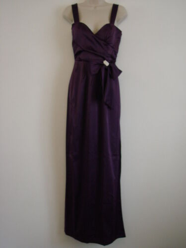 New Ladies Vintage Cocktail Wedding Party Evening Formal Classic Prom Maxi Dress
