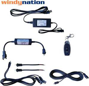 Details about WindyNation Linear Actuator DC Motor Power Supply DPDT on
