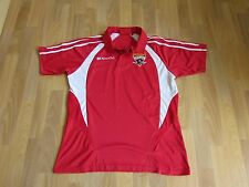 Kooga HUDDERSFIELD Giants the Birthplace of RUGBY League Red SHIRT Adult XLG
