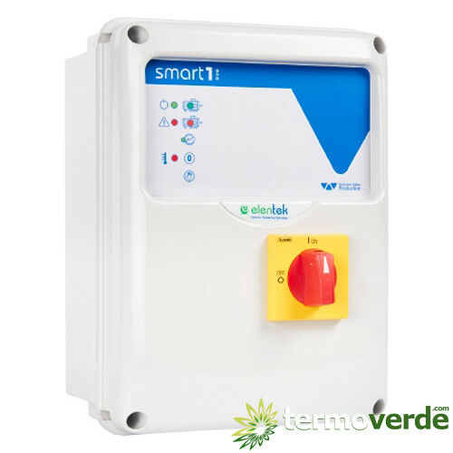 Quadro elettrico 1 pompa Elentek Smart Evo 1 Tri 15