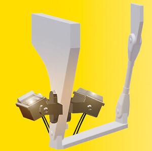 Viessmann-6339-h0-de-plafond-projecteur-LED-Blanc-7-unites-neu-en-OVP