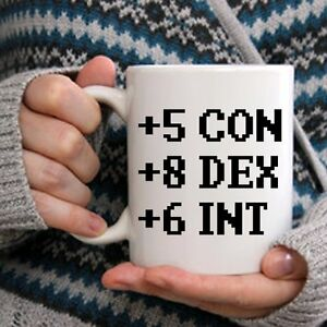 Awesome Dungeons and Dragons Mug Because I/'m The DM Coffee /& Teacup