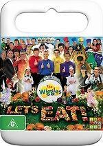 The Wiggles: Lets Eat * NEW DVD * (Region 4 Australia)