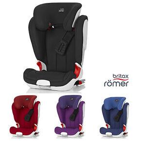 Silla de coche bebe r mer kidfix xp isofix grupo 2 3 romer 2015 ebay - Silla bebe romer ...