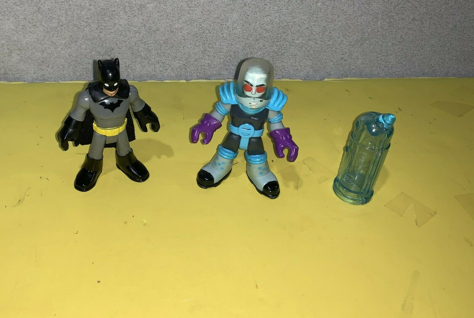 #c Imaginext DC//MARVEL SUPER HERO SQUAD amis Figure-Mr Freeze