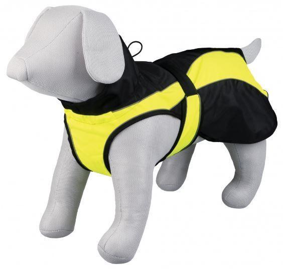 Trixie Jersey para Perro Seguridad, black yellow, Varios Tamaños