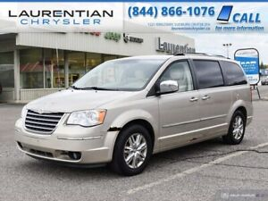 2008 Chrysler Town & Country Limited!!  SELF CERTIFY!!