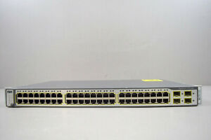 Cisco-Catalyst-3750-Series-WS-C3750-48TS-S-48-Port-Ethernet-Switch