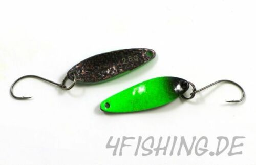 TROUT BAIT GROSI der Highend Spoon by Zielfisch FARBCODE 26