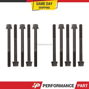 Cylinder Head Bolts For 96 00 16l Honda Civic Del Sol Sohc D16y5