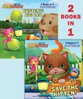 Pictureback(R): Save the Kitten!/Buster's Big Day (Team Umizoomi) by Random House (2014, Picture Book)