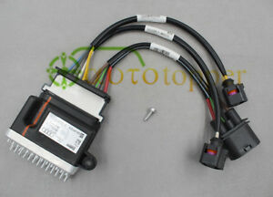 New Engine Cooling Fan Control Module 8K0959501G For Audi 2009-2016 A4 A6 Q3 Q5