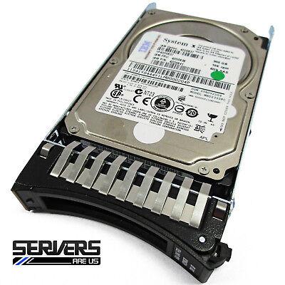 """IBM 42D0637 42D0638 42D0639  300GB 10000 RPM 2.5/"""" HARD DRIVE"""