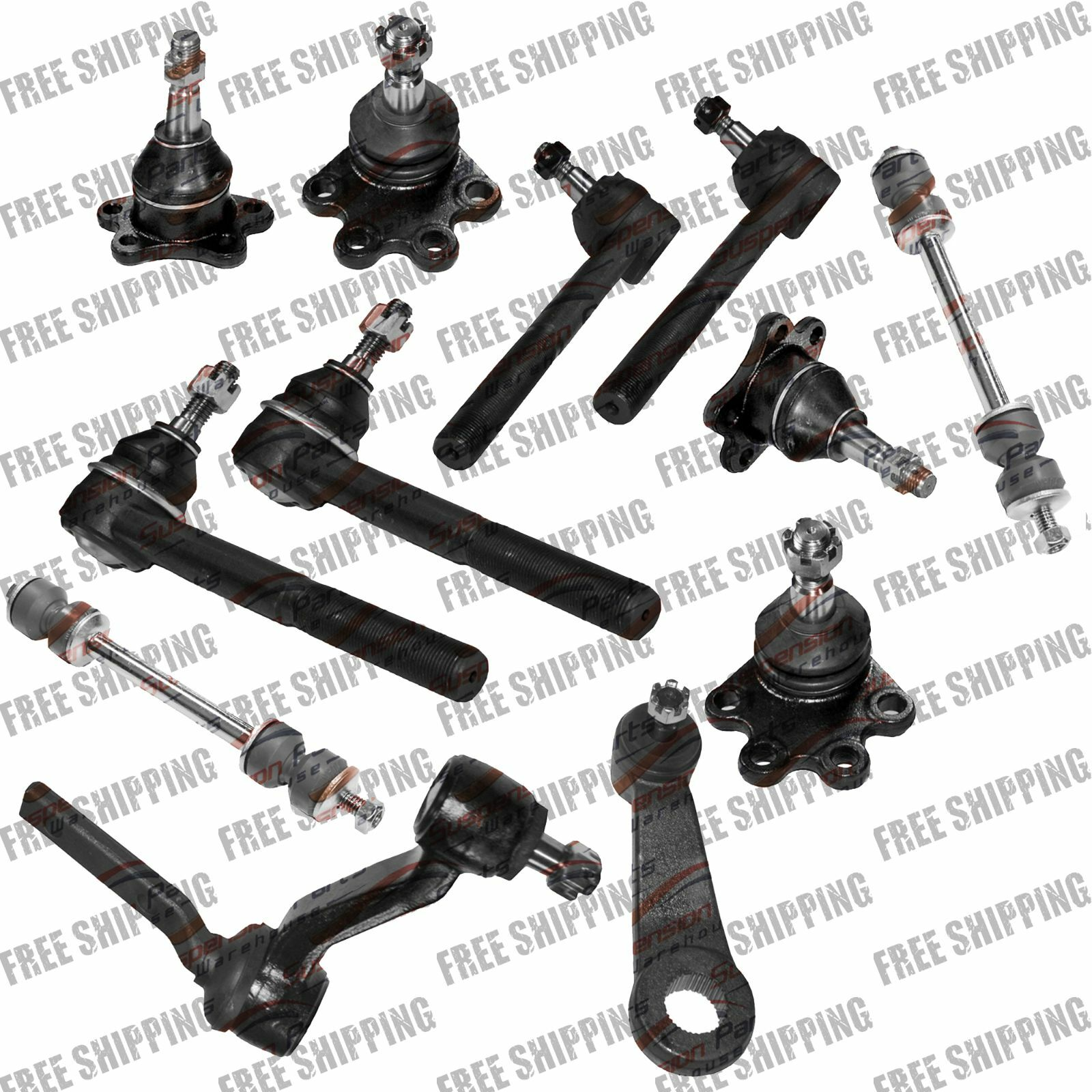 tie rod end ball joint  bolt on type  fits classic 4wd