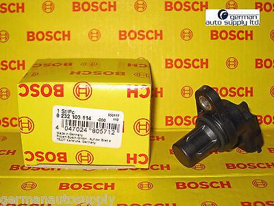 Cam Position Sensor BOSCH Mercedes-Benz Camshaft 0232103114 NEW OEM MB