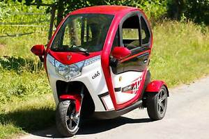 3 Kw Elektro-Auto E-LORD/Geco3.0 E-Leichtkraftfahrzeug Scooter Kabinenroller
