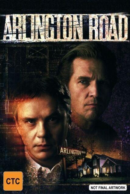 Arlington Road (DVD, 2005) Jeff Bridges, Joan Cusack, Tim Robbins