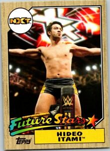2017-TOPPS-WWE-HERITAGE-CARD-PICK-CHOOSE-YOUR-CARDS