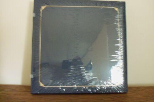 New Blue Creative Memories Silver Boarder Scrap Book  Scrap Booking