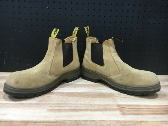 040ad1cd456ec BLACKSMITH STEEL CAPPED SAFETY WORK BOOTS SIZE 13 - GREAT