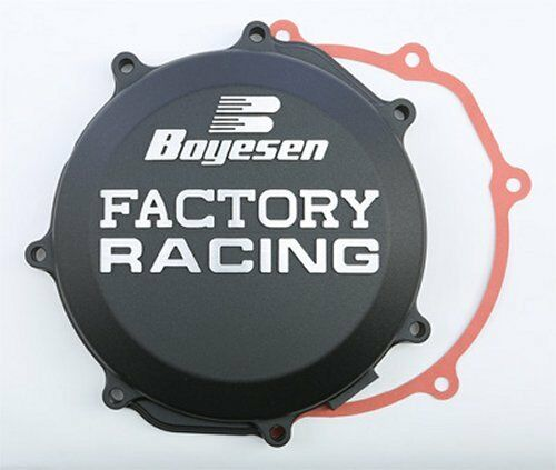 Boyesen Clutch Side Crank Case Cover Yamaha YZ450F YZ450 YZ 450F 450 F 10-14
