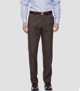 Men-039-s-Dress-Pants-100-Polyester-Stretch-Fabric-Moisture-Wicking-No-Iron