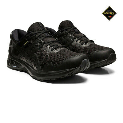 Asics Mens Gel-Sonoma 5 GORE-TEX Trail Running Shoes Trainers Sneakers - Black | eBay