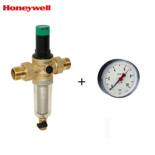 "Manometer Honeywell MiniPlus-FK Rückspülfilter 1//2/"""